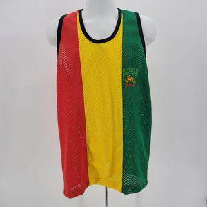 Vintage Roots Rasta Reggae Original Rastafari Tank